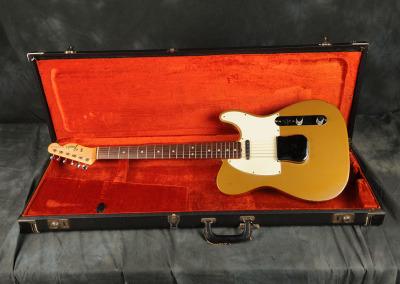 Fender Telecaster 1968 Finemist Gold