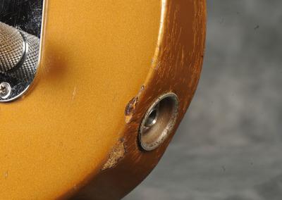 Fender Telecaster 1968 Finemist Gold (2)