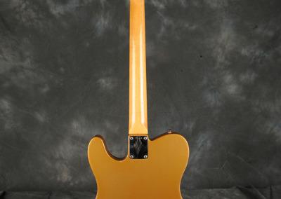 Fender Telecaster 1968 Finemist Gold (3)