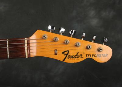 Fender Telecaster 1968 Finemist Gold (6)