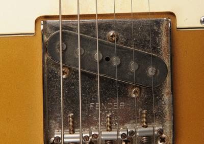 Fender Telecaster 1968 Finemist Gold (9)