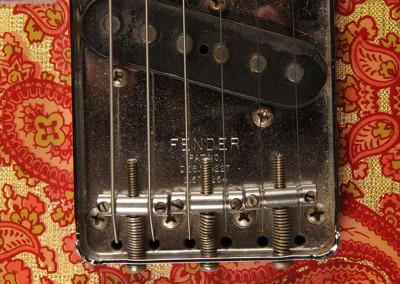 Fender Telecaster 1968 Paisley (10)