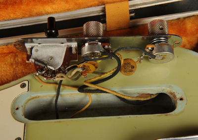 Fender Telecaster 1968 Sonic blue (10)
