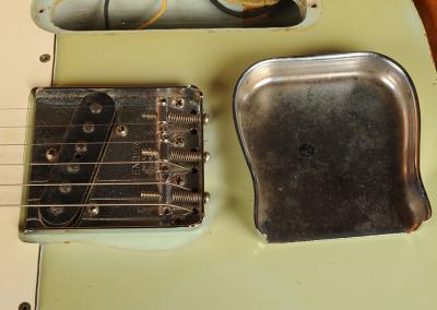 Fender Telecaster 1968 Sonic blue (11)