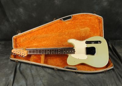 Fender Telecaster 1968 Sonic blue