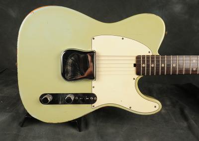 Fender Telecaster 1968 Sonic blue (7)