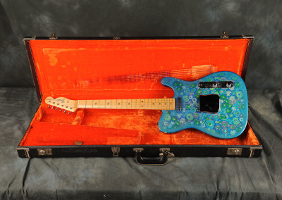 Fender Telecaster 1968 Paisley Blue Floral