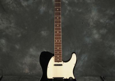 Fender Telecaster 1969 Black (1)