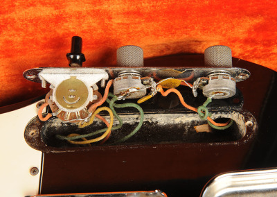 Fender Telecaster 1969 Black (12)