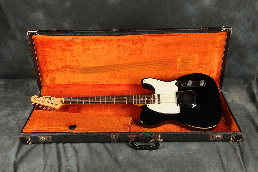 Fender Telecaster 1969 Black