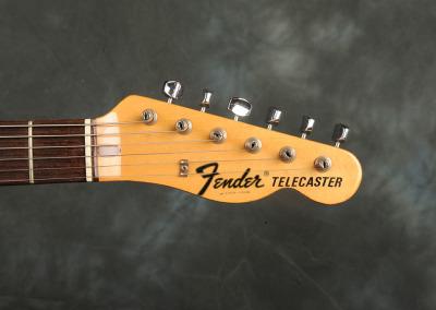 Fender Telecaster 1969 Black (6)