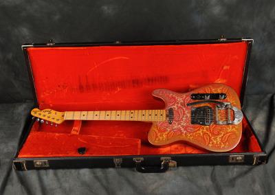 Fender Telecaster 1969 Paisley