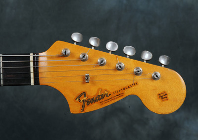 Fender stratocaster 1967 Sonic Blue (13)