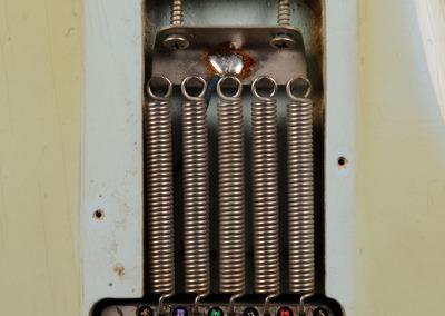 Fender stratocaster 1967 Sonic Blue (8)