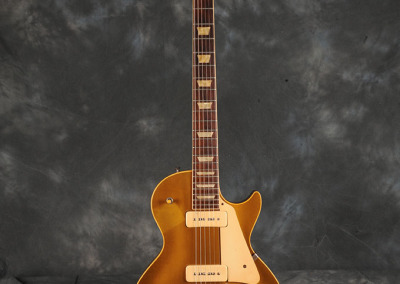 Gibson 1952 Les Paul Gold Top (1)