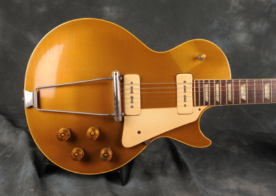 Gibson 1952 Les Paul Gold Top (7)
