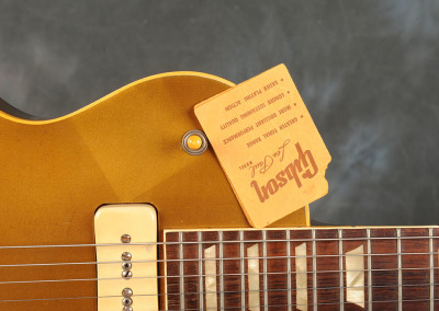 Gibson 1952 Les Paul Gold Top (9)