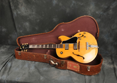 Gibson 1962 Jazz Guitar ES 175 Blond
