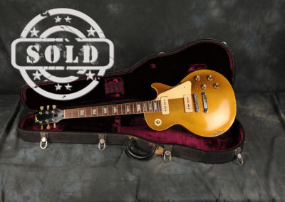 Gibson 1968 Les Paul Gold top 1°semestre