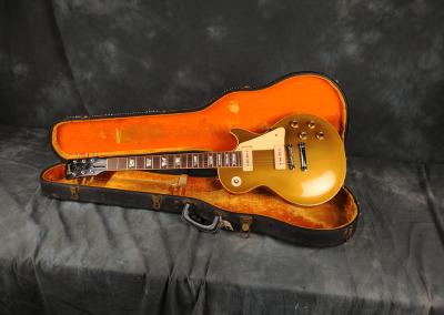 Gibson 1968 Les Paul Gold top 2°semestre