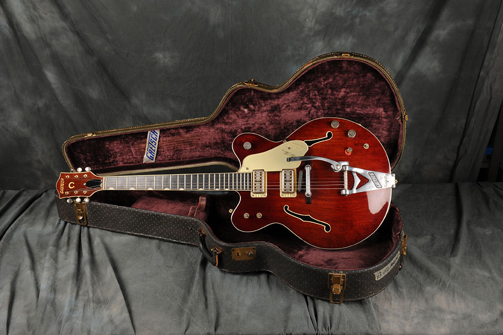 Gretsch 1965 6120 valnut brown