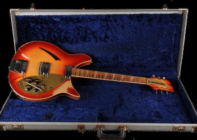 Rickenbacker 1958 345 Capri Fireglo