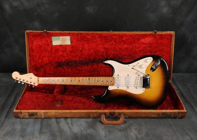Fender Stratocaster 1956 sunburst 2toni-