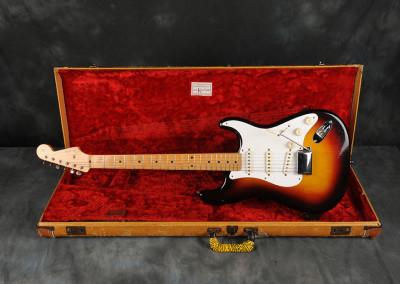 1958 Fender Stratocaster Sunburst