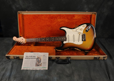 Fender Stratocaster 1965 Bob Dylan