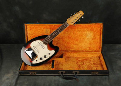 1966 Vox Mando-Guitars