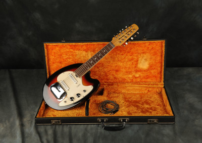1967 Vox Mando-Guitars