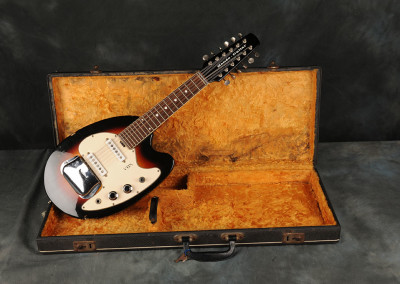 1968 Vox Mando-Guitars