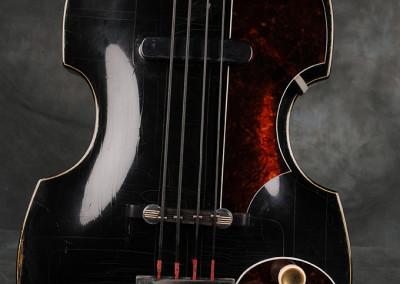 hofner 1956-violin bass-black