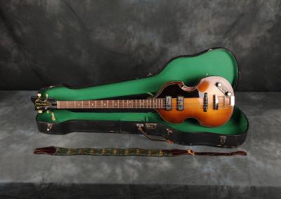 hofner 1959 violin bass cavern