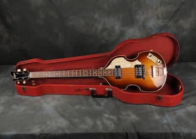 hofner 1963-64 violinbass sunburst