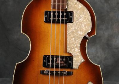 hofner 1963-64 violinbass sunburst  (2)