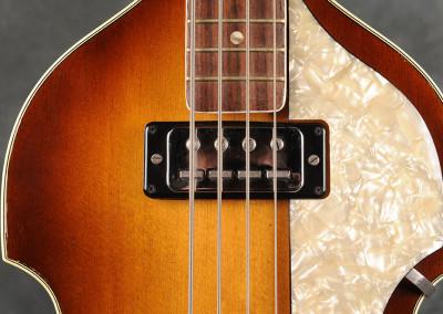 hofner 1963-64 violinbass sunburst  (3)