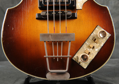 hofner 1963 violin-bass sunburst  (5)