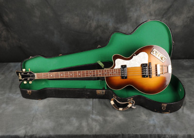 hofner 1964 Club-bass sunburst