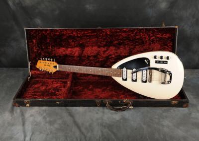 1964 Vox Mark XII White