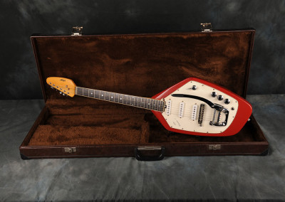 1966 Vox Phantom VI Red