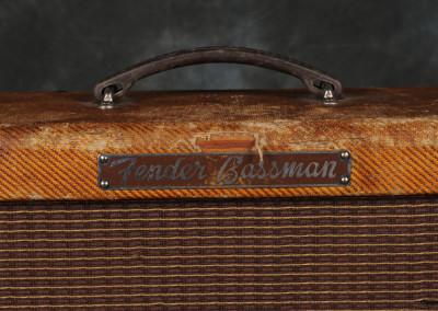1959 Fender Bassman Amps (2)