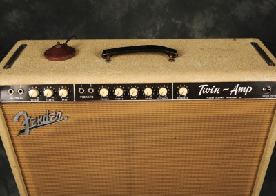 1961 Fender Twin-Amps (3)
