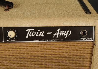 1961 Fender Twin-Amps (7)