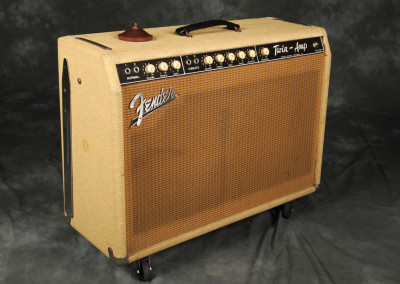 1961 Fender Twin-Amps (8)