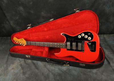 1962 Hofner 173 3PK Red