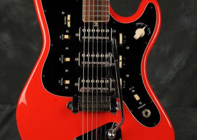 1964 Hofner 175 Red (2)