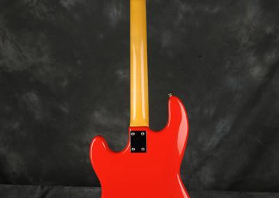 1964 Hofner 175 Red (4)