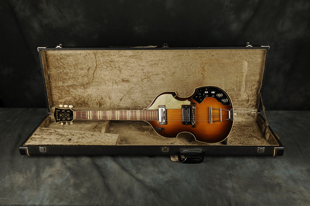 1970 Hofner Violin Guitar