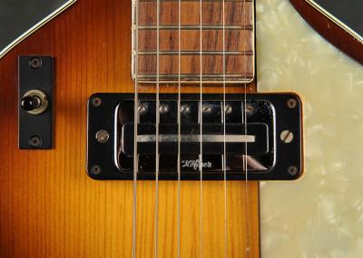 1970 hofner Violin guitar (4)